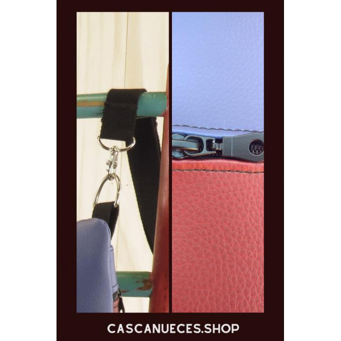detalles mochila - cascanueces.shop