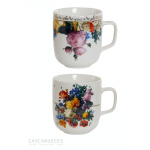 MUG DE PORCELANA DE 380ML....