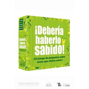 JUEGO ¡DEBERÍA HABERLO SABIDO!