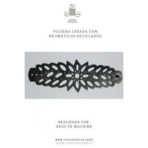 PULSERA CAUCHO RECICLADO STAR